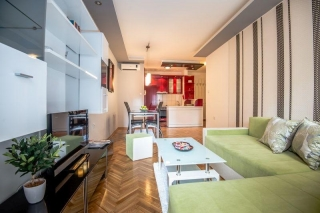 2.0 Room apartment, Novi Sad, Petra Drapšina