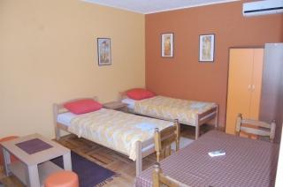 Studio apartman, Bela Crkva, Cara Dušana