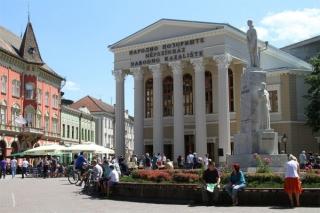 Dvosobni apartman, Subotica, Nikole Kujundzica