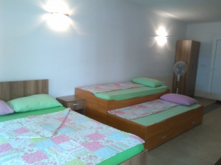 Studio apartment, Sutomore, BRCE