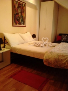 Jednoiposobni apartman, Beograd, Kralja Petra