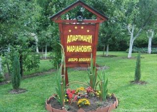 Dvosobni apartman, Zlatibor, Vojvodjanska