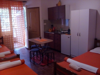 Studio apartman, Igalo, njegoseva