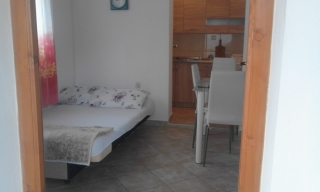 1.0 Room apartment, Zelenika, przine 123