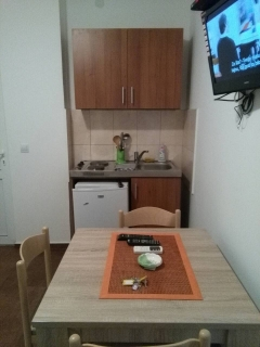 1.0 Room apartment, Budva, V