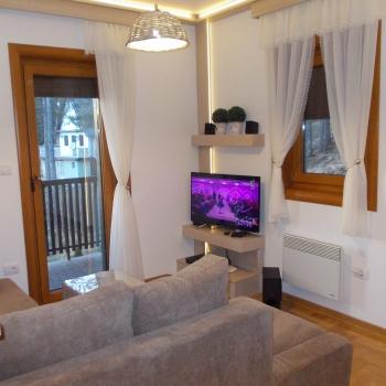 Dvosobni apartman, Zlatibor, Ulica Breza