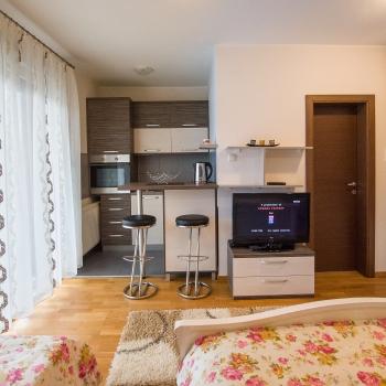 Studio apartman, Novi Sad, Lukijana Mušickog