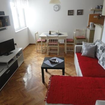 Dvosobni apartman, Budva, Veljka Vlahovica