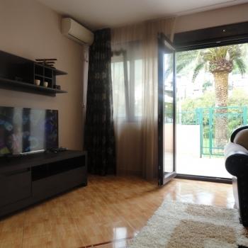 Dvosobni apartman, Budva, Jadranski put