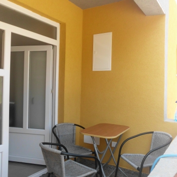 Studio apartment, Sutomore, Sutomore,Mirosica
