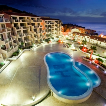Jednosobni apartman, Sveti Stefan, Blue Horizon A4, Podlicak bb, 85315, Sveti Stefan, Montenegro