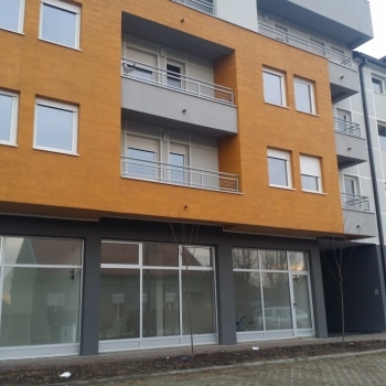 2.0 Room apartment, Zrenjanin, Djordja Stratimirovica