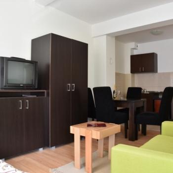 Jednosobni apartman, Banja Koviljača, 28. Slavonske divizije