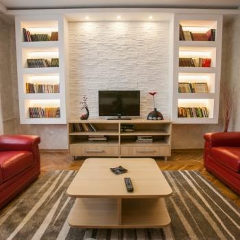 Dvosobni apartman, Beograd, Ilije Garašanina