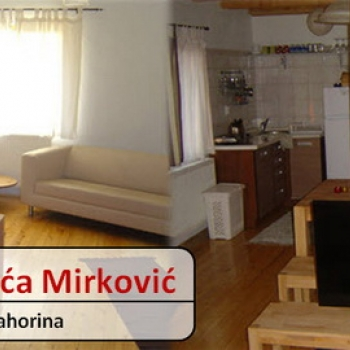Četvorosobni apartman, Jahorina, pale