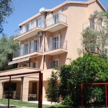 Studio apartment, Buljarica, B