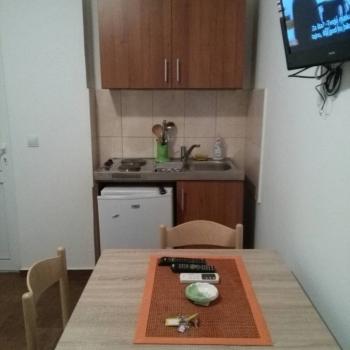Jednosobni apartman, Budva, V