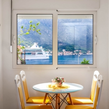 1.0 Room apartment, Kotor, 21 Maj