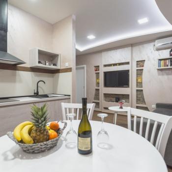Jednoiposobni apartman, Banja Koviljača, M.Tita 146