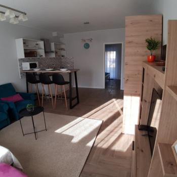 Dvosobni apartman, Palić, Creska 20